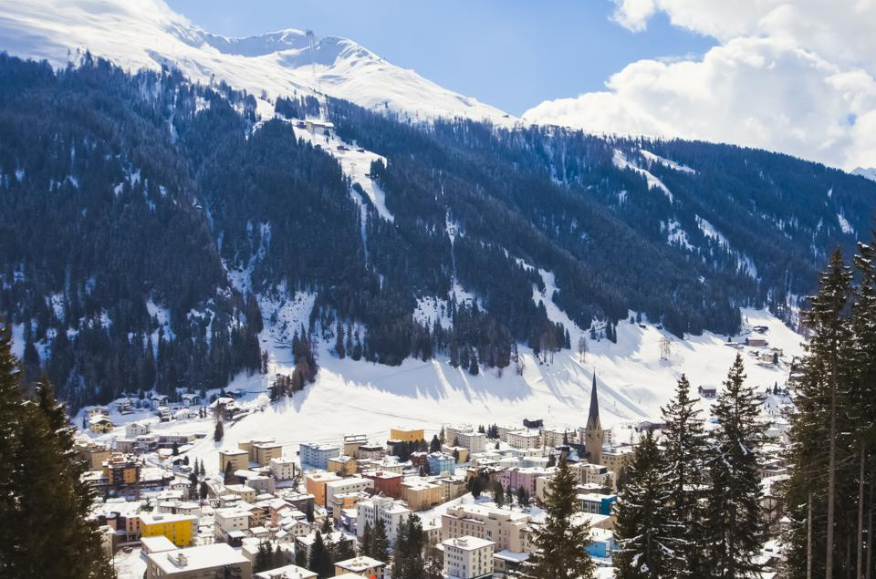 Davos: the Swiss Alp skiing village where the world's elites gather every January. Kitack Lim was also present in January when news started to filter about a mysterious new disease in China that was starting to spread.
