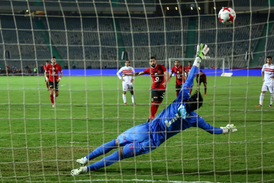 Al Ahly v Zamalek - Egypt Premier League