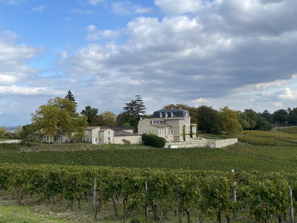 Château Gaby, Fronsac, Bordeaux, France