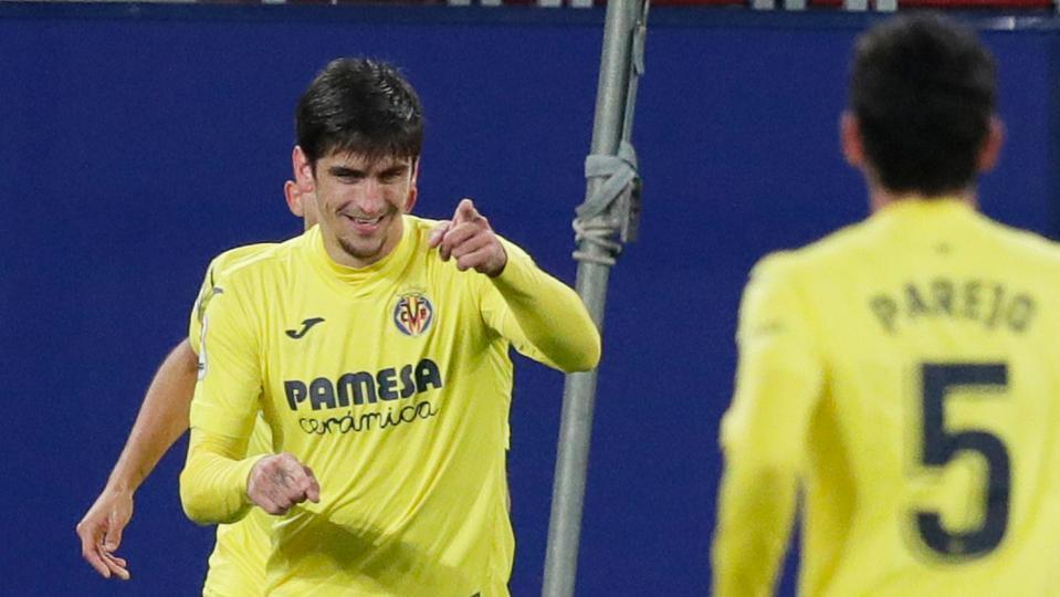 Gerard Moreno Tops The Charts As Villarreal Win Well On La Liga Week 14