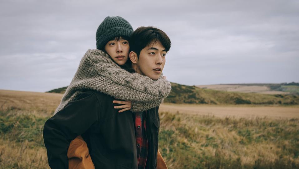 Han Ji-min and Nam Joo-hyuk star in 'Josée.'
