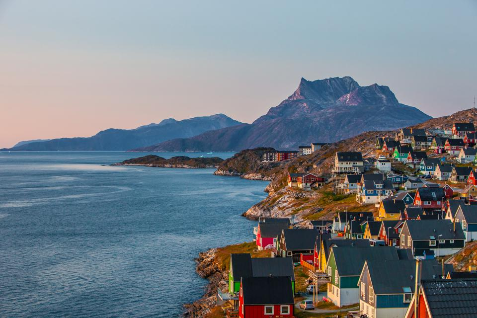 Colorful house in Nuuk West Coast Greenland 6 places to add to travel list in 2021