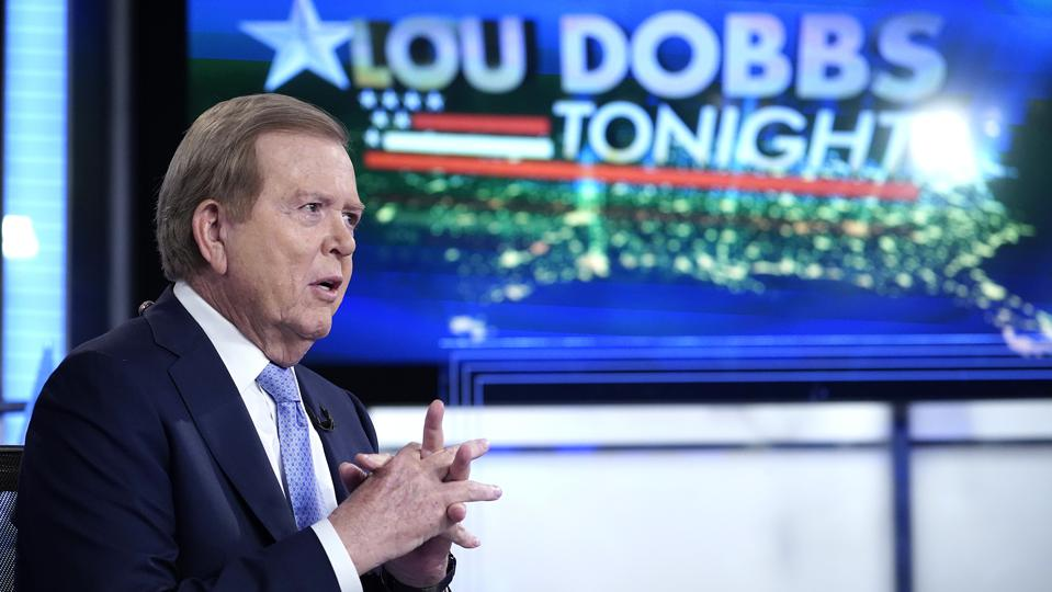 U.S. Treasury Secretary Steven Mnuchin Visits ″Lou Dobbs Tonight″
