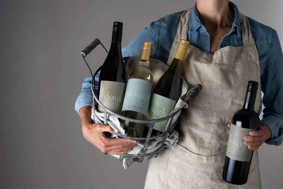 Dough Wines are made by the James Beard Foundation.