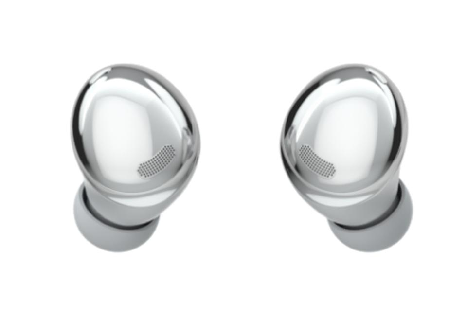 This, it seems, is what the Galaxy Buds Pro will look like.