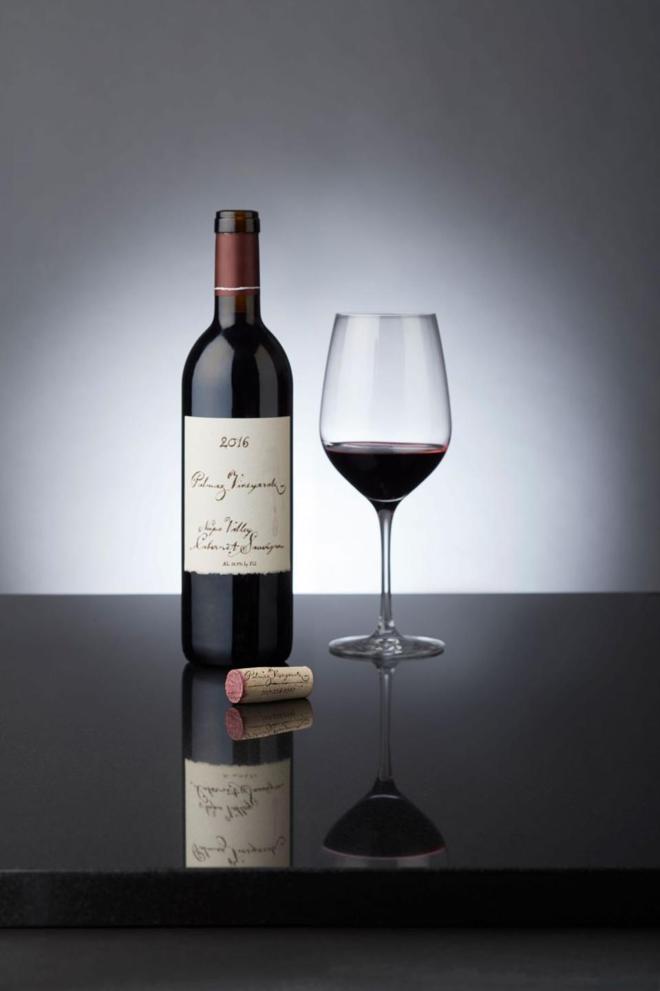 This Palmaz Vineyards Cabernet Sauvignon is a perfect gift.