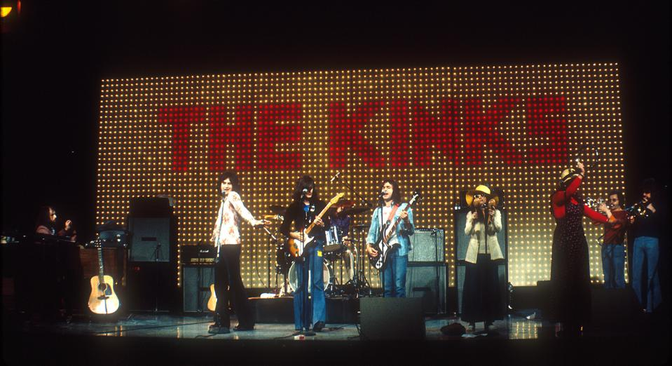 The Kinks  File Photos