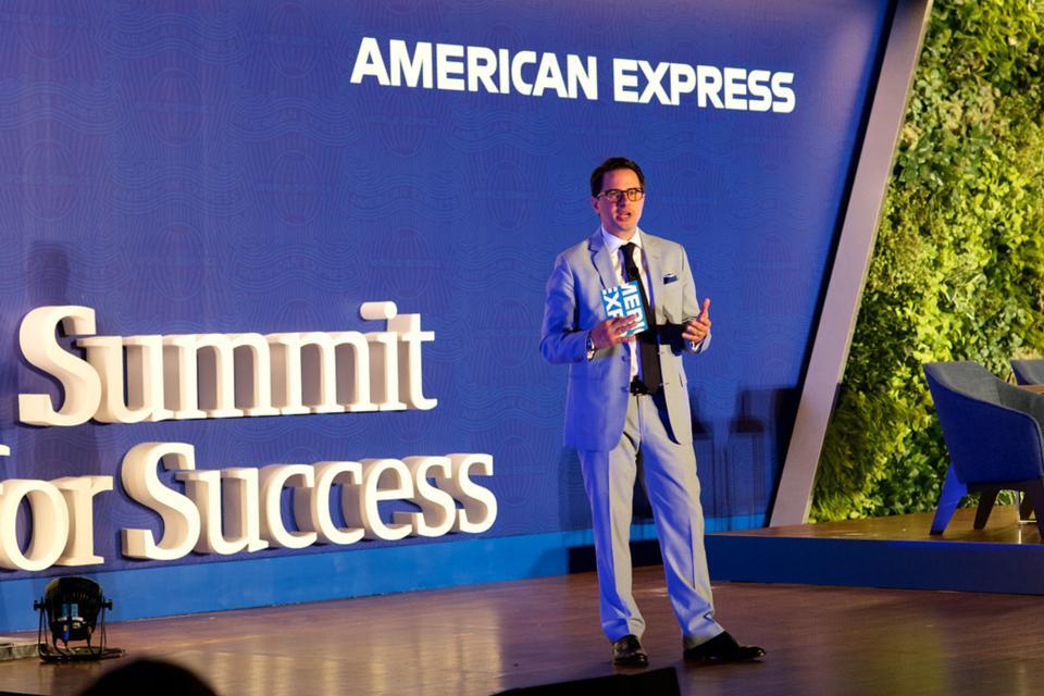 Clayton F. Ruebensaal, EVP Global B2B Marketing, American Express