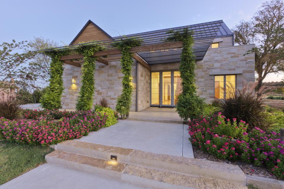 Energy Efficient Home Exterior