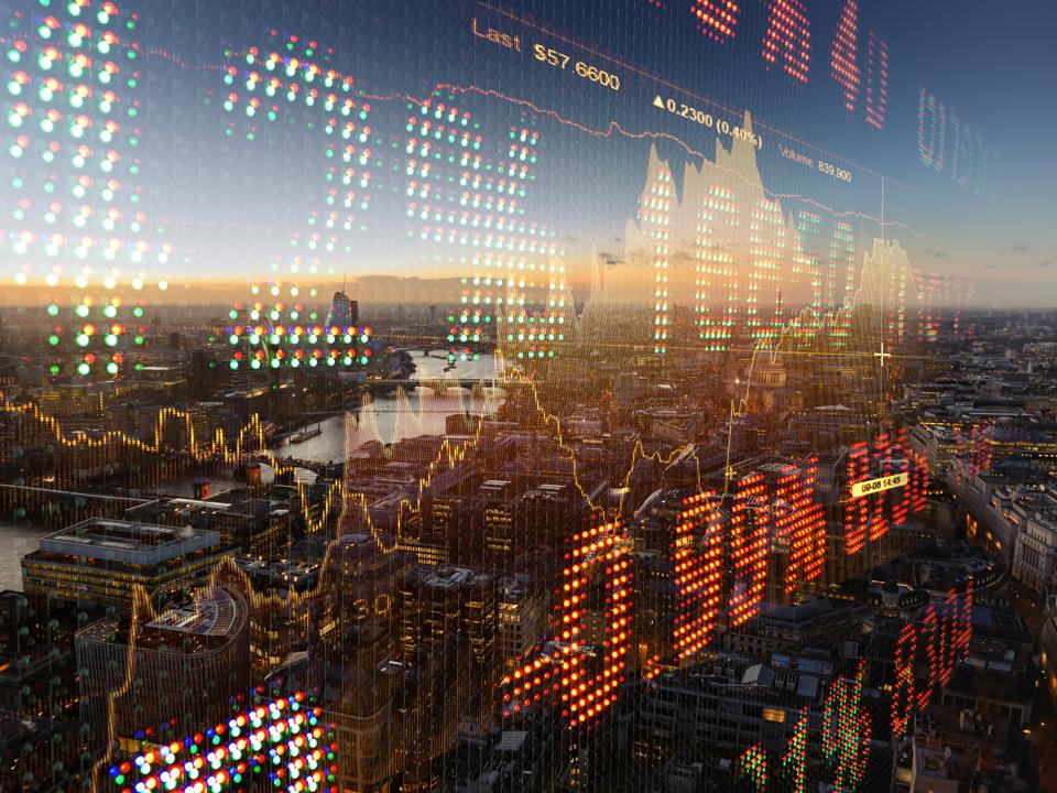 London, Brexit, fintech, DeFi, image