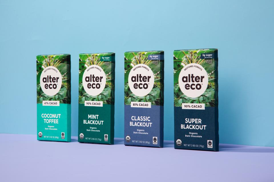 Alter Eco plans to launch keto-friendly truffles in April 2021.