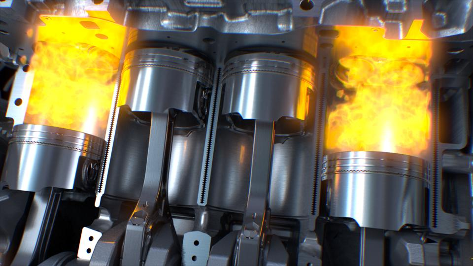 Runaway engines are caused by faulty piston rings, that pushes combustion into areas of the engine it shouldn't, rapidly pushing the engine out of control (but not necessarily increasing the speed of the engine).