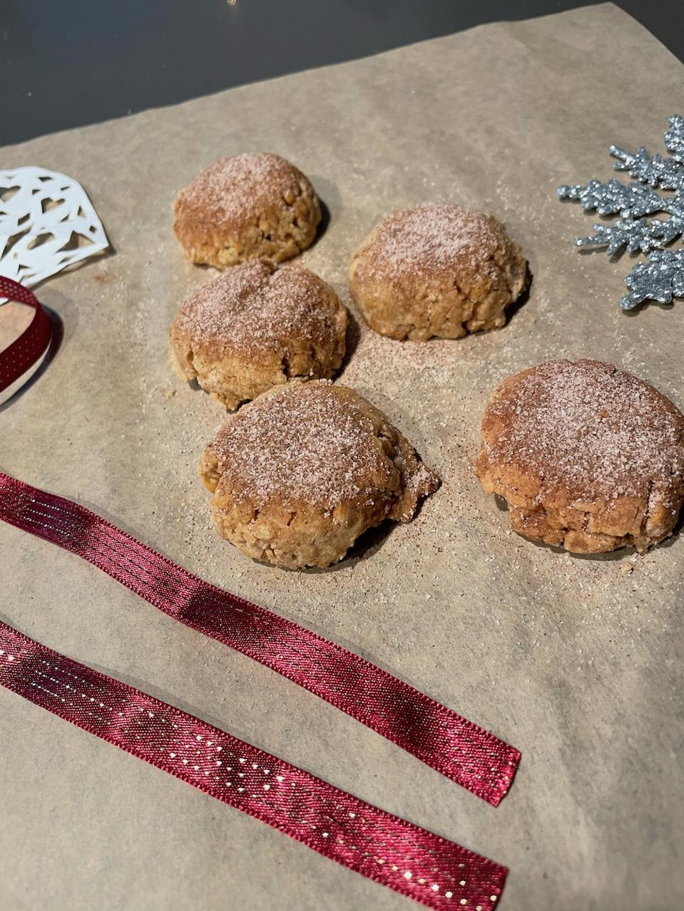 Canelitas Mexican Christmas Cookies