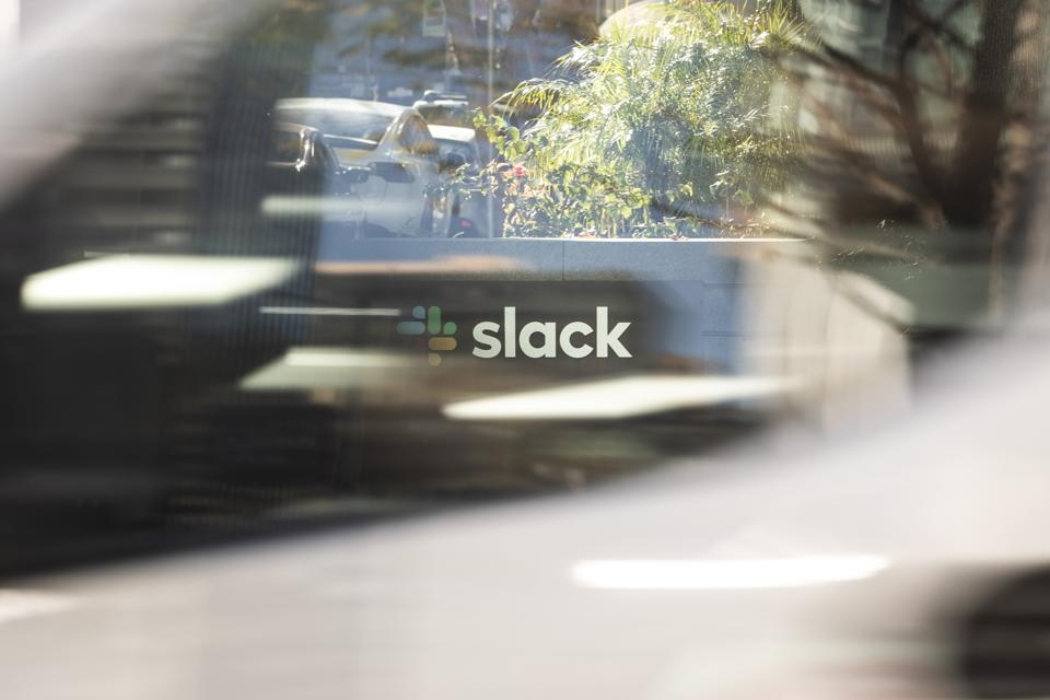 Salesforce To Purchase Popular Messaging Platform Slack For 27 Billion