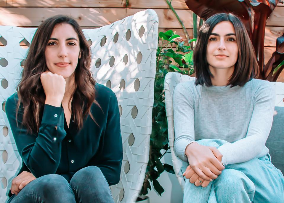 Alyssa Musket and Vittoria Bergeron are co-founders of the mental health platform Sesh
