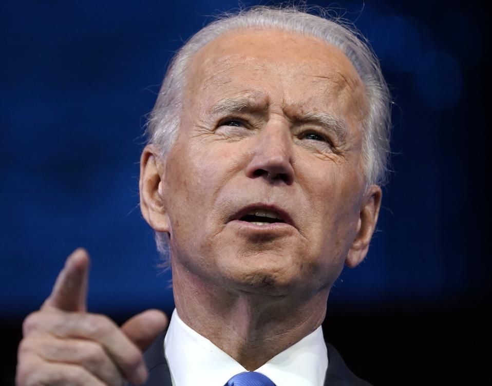 President-Elect Biden Delivers Statement After Electoral College Vote Certification