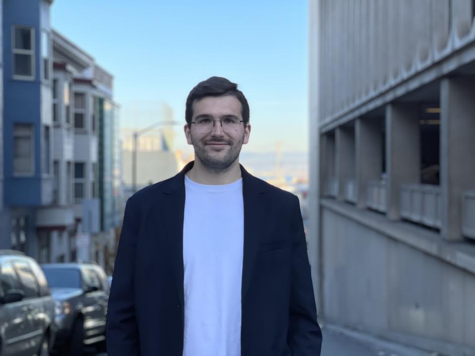 Qooore app co-founder Igor sheremet