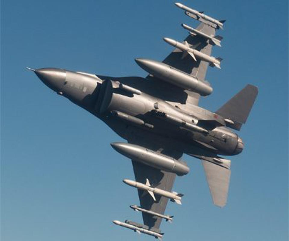 The Block 70's weapons versatility is impressive but the RoCAF will focus on air-to-air.