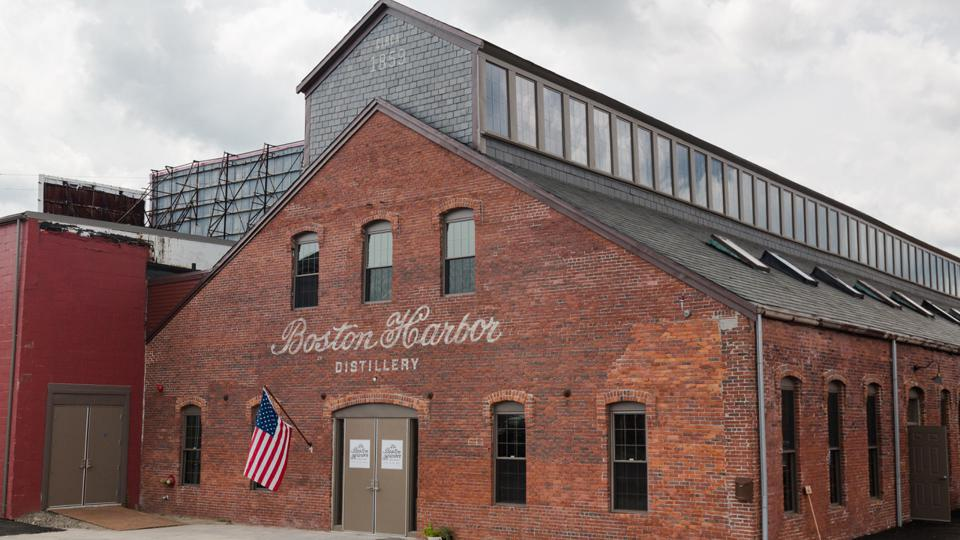 Boston Harbor Distillery in Dorchester, Massachusetts
