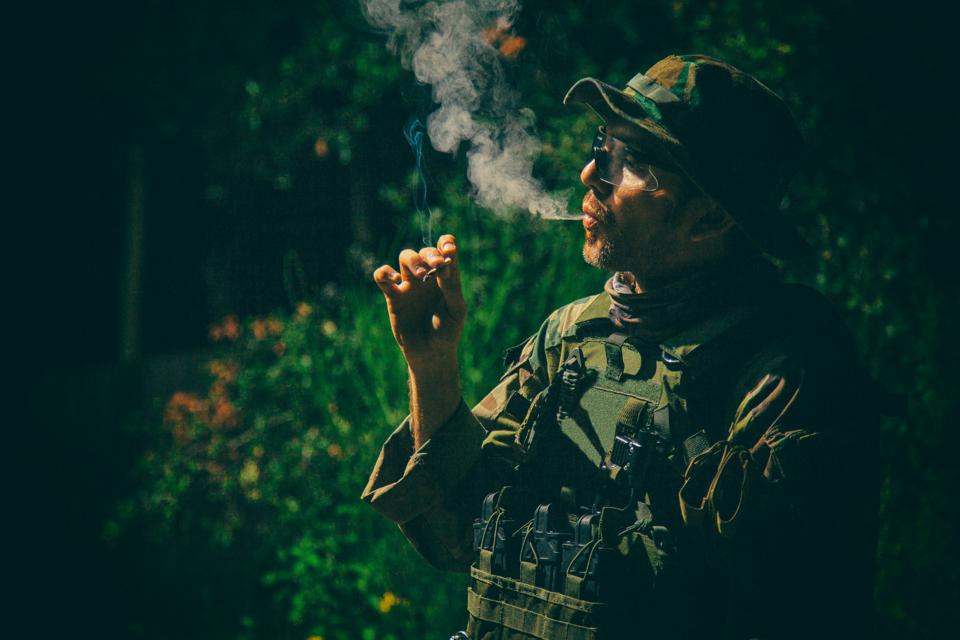 Study finds cannabis users are more than 2.5 times more likely to recover from PTSD within one year than those who don't use cannabis.