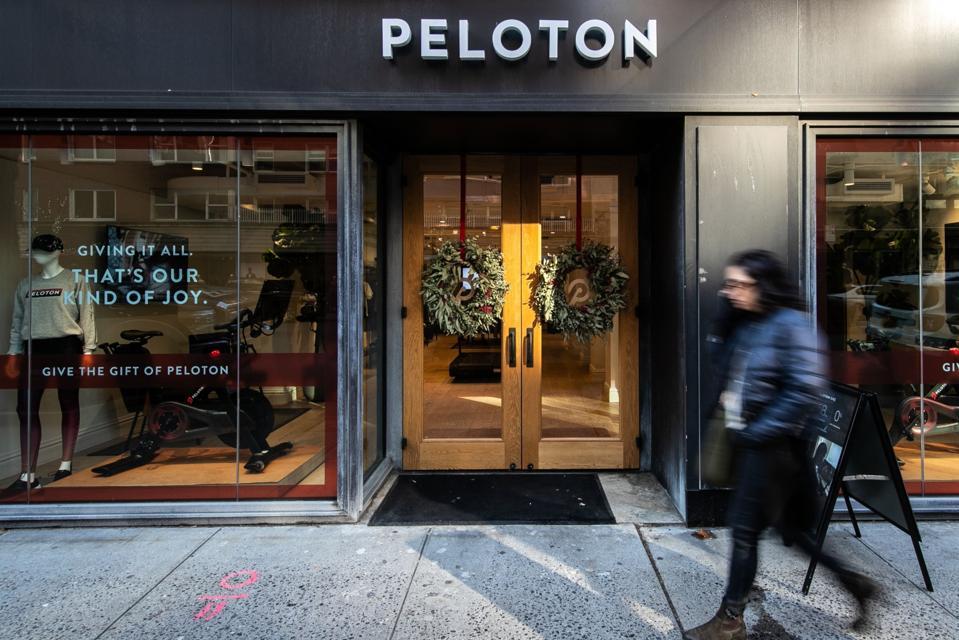 Peloton Precor acquisition