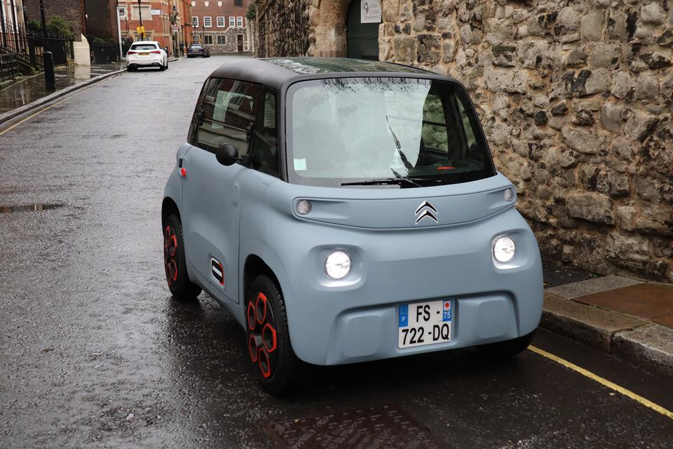 Citroen Ami from front