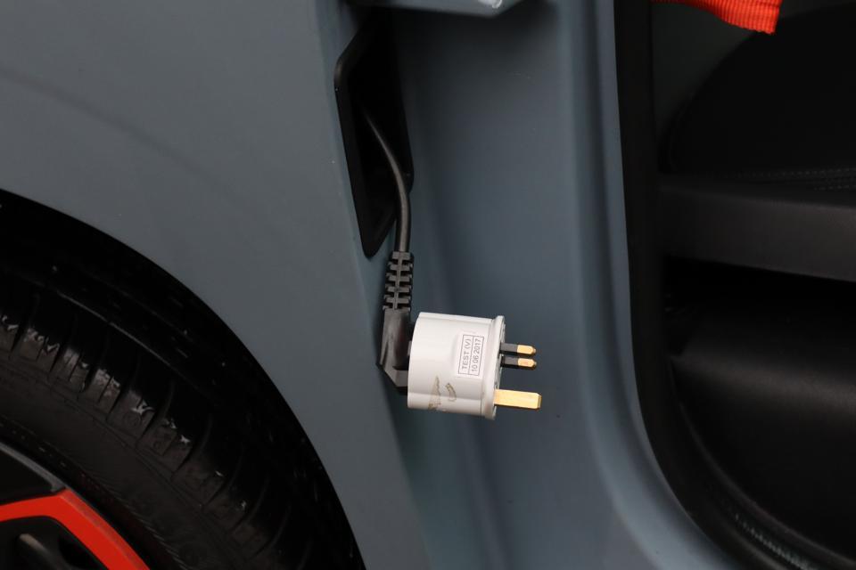 Citroen Ami charging cable