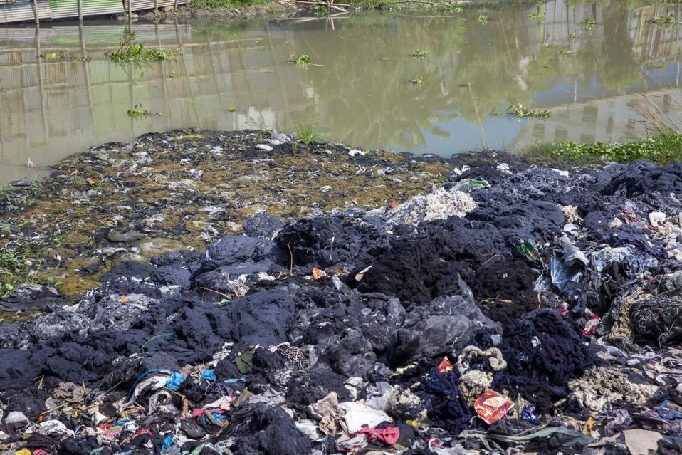 Garment Industry Pollution Dhaka Bangladesh