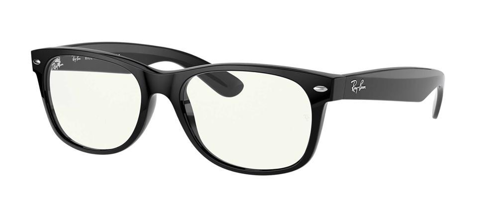 Ray-Ban Standard New Wayfarer Blue Light Blocking 55mm Sunglasses