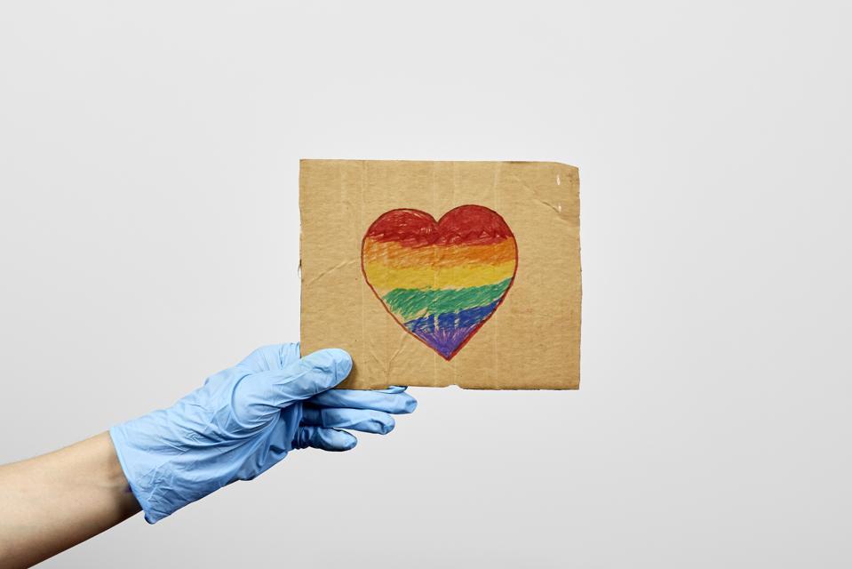 LGBTQ doctor fighting on frontline against coronavirus