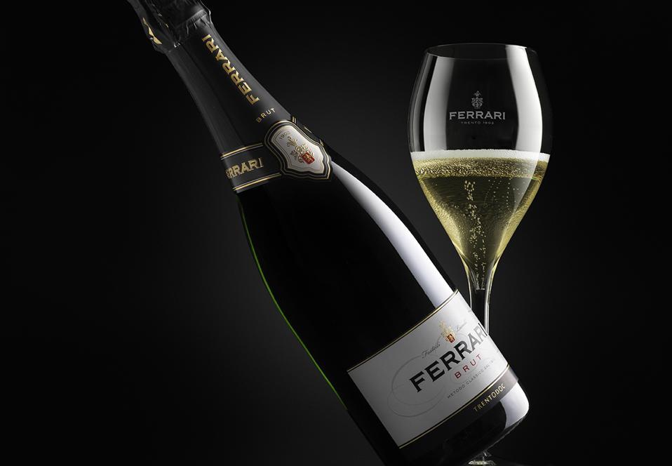 Ferrari Trento has making ″metodo classico″ sparkling wine in Italy since 1902