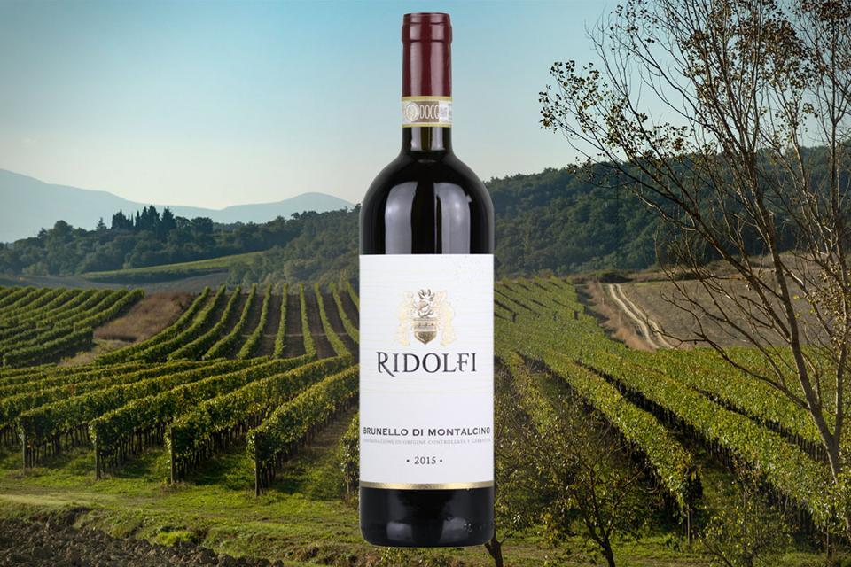 ridolfi brunello di montalcino independent wine uk