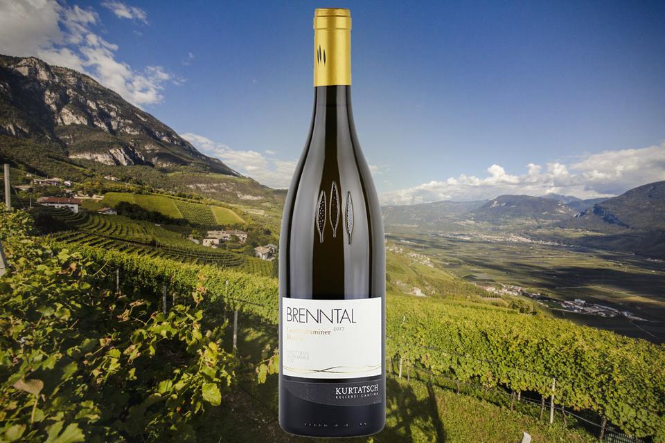 Kurtatsch Brenntal Gewurztraminer Riserva 2017  independent wine uk