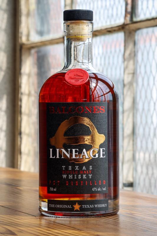 Balcones Lineage, Texas Single Malt Whisky