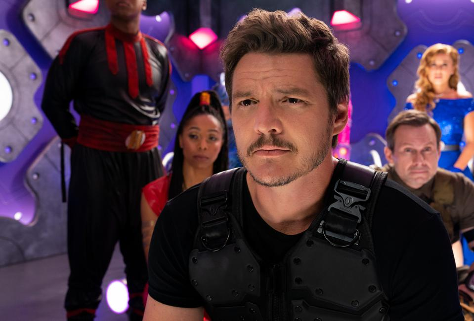 We Could Be Heroes, Robert Rodriguez, interview,  Pedro Pascal, Netflix, The Mandalorian