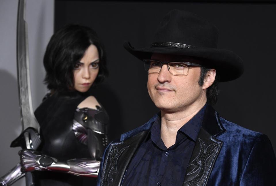 We Could Be Heroes, Robert Rodriguez, interview,  Alita, sequel, Netflix, The Mandalorian