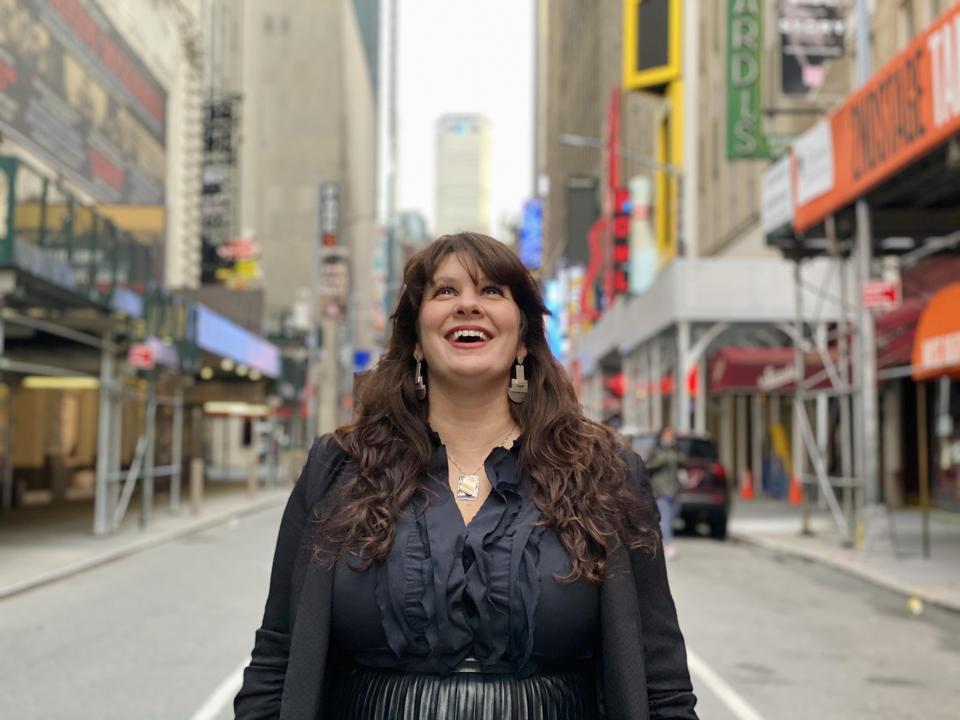 Writer, director, producer Holly-Anne Devlin