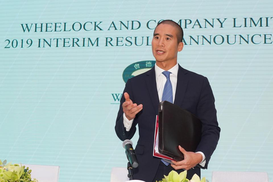 Wheelock And Company Limited Announce Interim Results