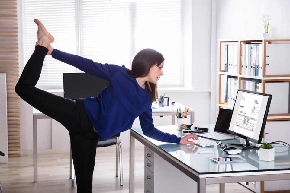 Best Tips For Staying Healthy While Working From Home | Stephanie Burns