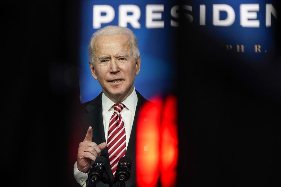President-Elect Joe Biden And Vice President-elect Kamala Harris Announce Miguel Cardona As Hhe Nominee For Education Secretary