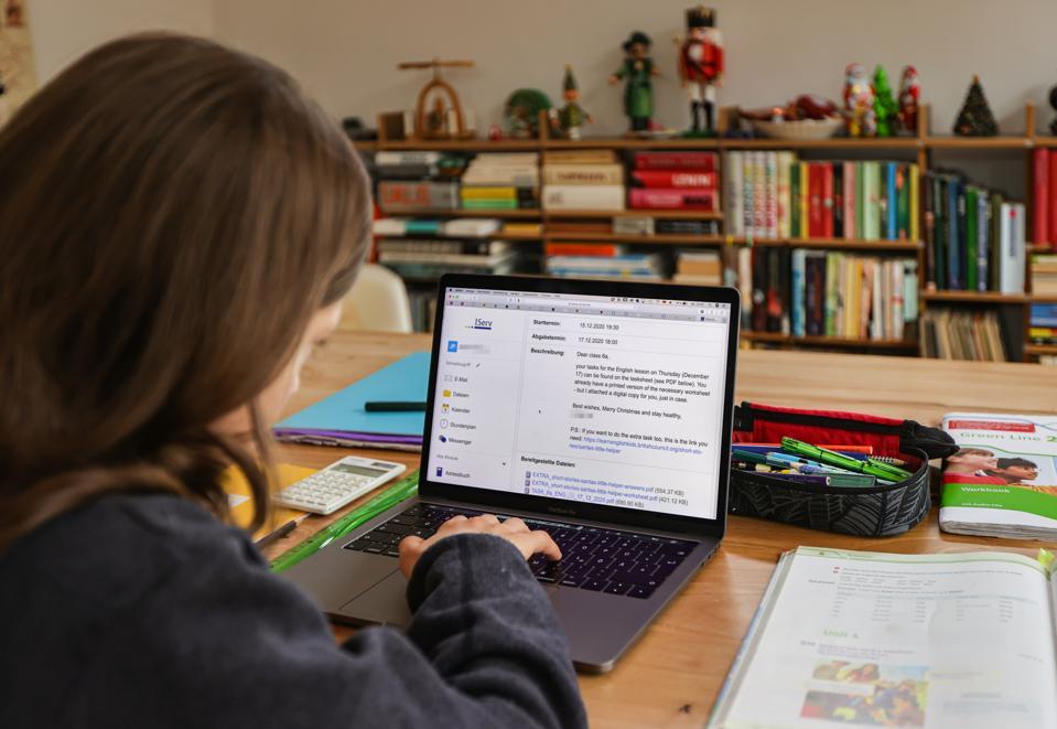 Coronavirus - home schooling