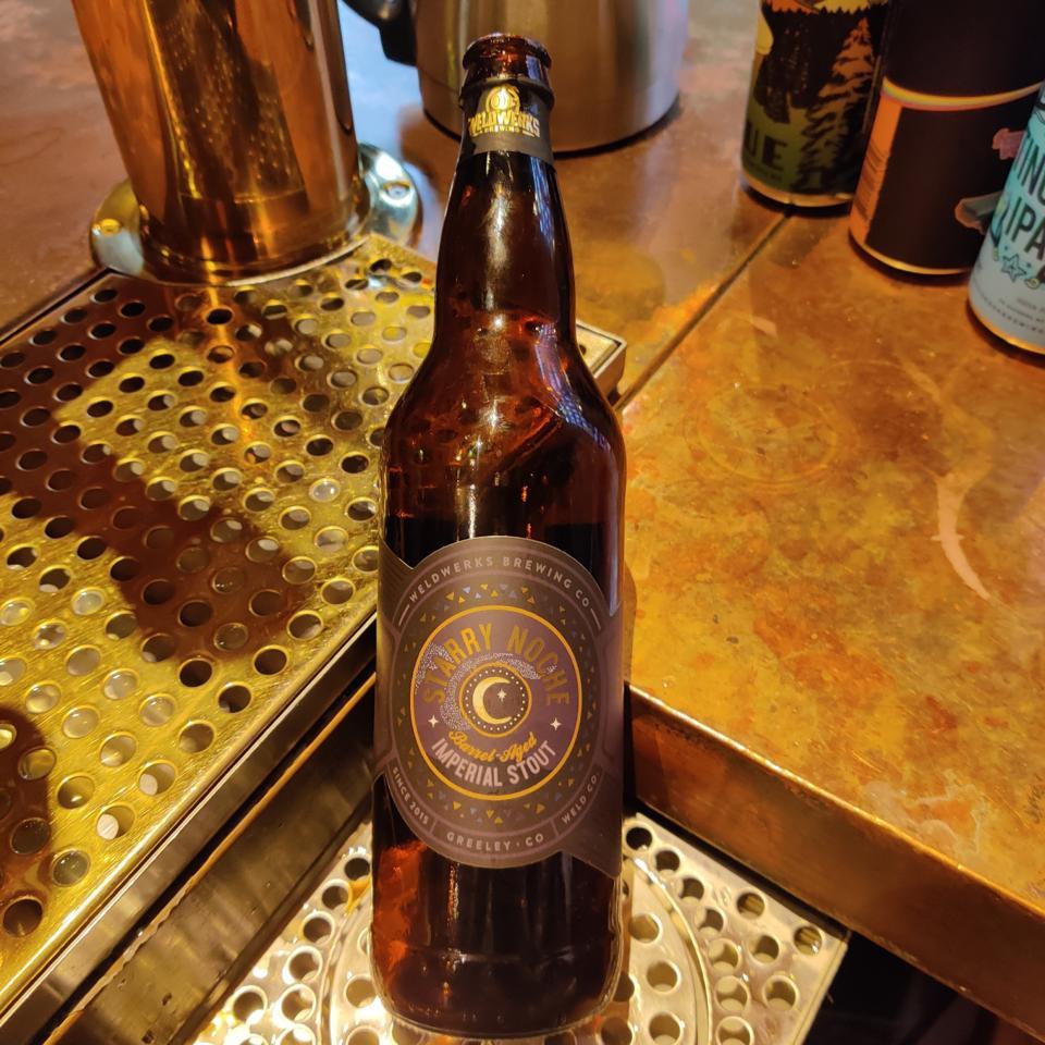 Starry Noche by WeldWerks Brewing Company