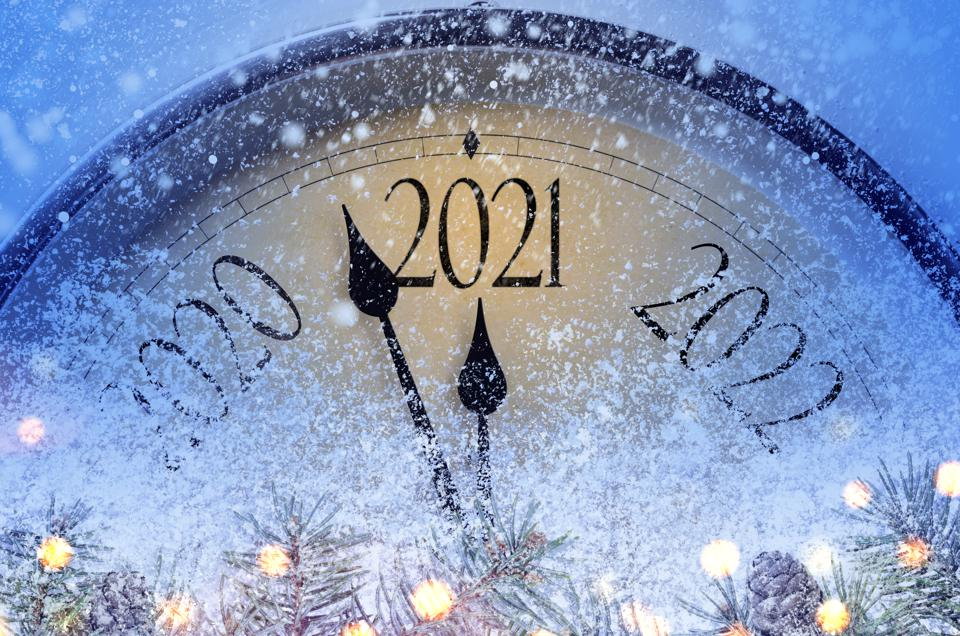 Countdown to midnight and a new year can bring us hope for the best year yet.