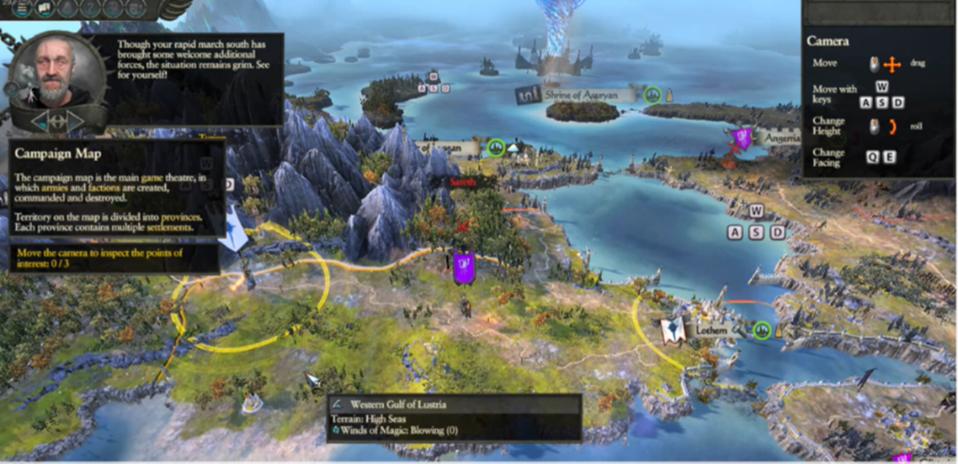 Total War: WARHAMMER II Gameplay on MacBook Pro M1