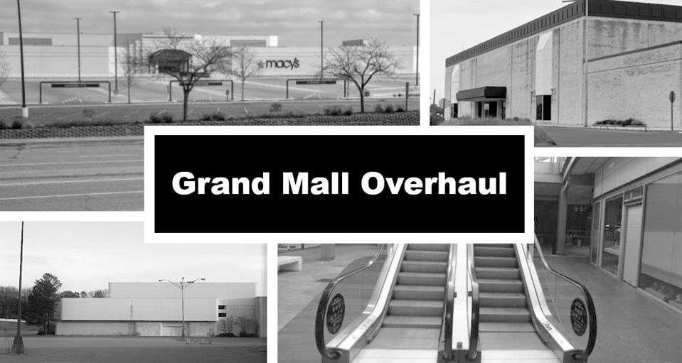 The role of the store is changing yet no less essential. The mall must be reimagined also.