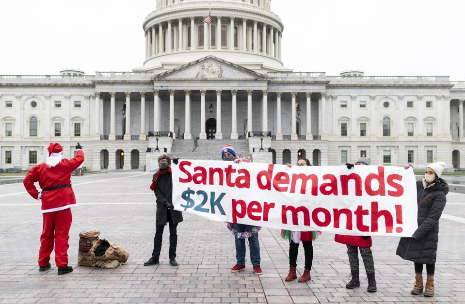 Santa Stimulus