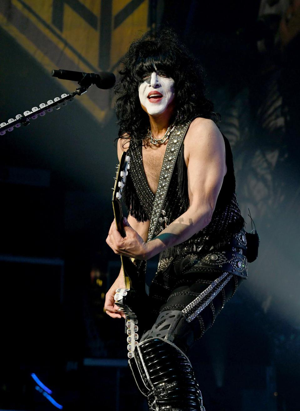 KISS Performs At Staples Center
