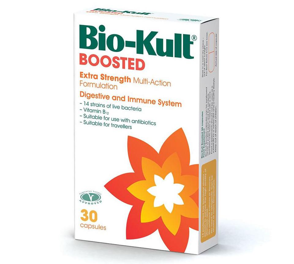 Bio-Kult Boosted Extra Strength probiotic supplements multi-strain supplement