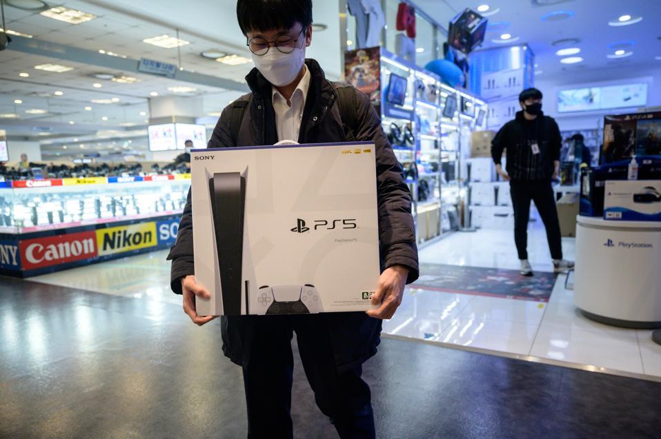 PS5 update target