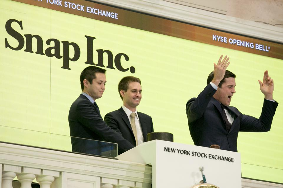 Snap continues to grow strongly, even after a few challenging years.